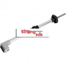 Dispozitiv pentru strangulat tuburi de cauciuc